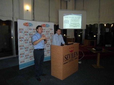 Turgutlulu esnafa 6331 Sayılı İş Sağlığı ve Güvenliği Kanunu semineri