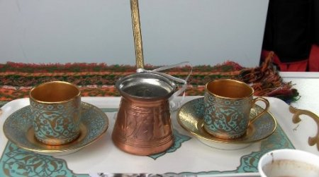 'Türk Kahvesi' Avrupa'nın kalbi Brüksel'de