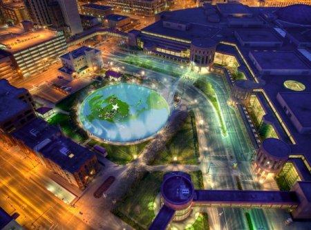Türk mimar kardeşlerden şehir meydanı projesi