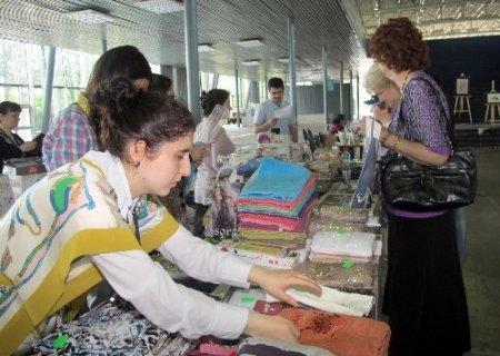 Türk-Rus Kültür Merkezi'nden kimsesiz çocuklar için kermes