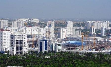 Türk şirketleri, Türkmenistan'da inşaat lideri