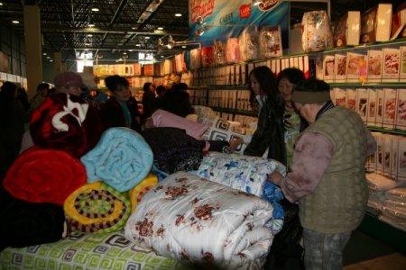 Türk tekstili almatı da görücüye çıktı