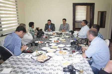 Türkçe Olimpiyatları Kars Tertip Komitesi'nden teşekkür toplantısı
