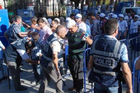 Türkçe Olimpiyatları öncesi geniş güvenlik önlemi