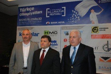 Türkçe Olimpiyatları'nın Kocaeli etkinliği, 7 Haziran'da yapılacak