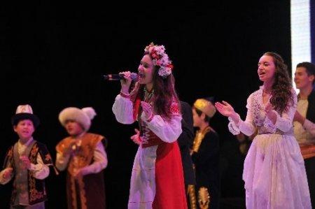 Türkçenin çocukları Antalya'ya geliyor