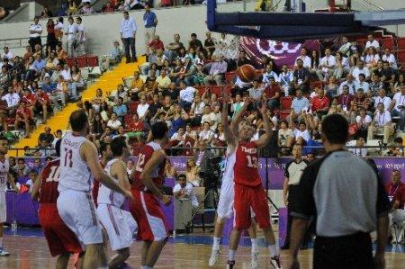 Türkiye: 77 - Tunus: 69