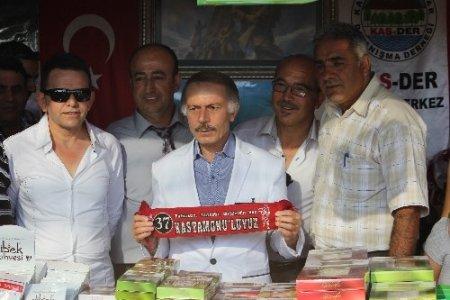 Türkiye'nin 7 bölgesi İstanbul'da bir araya geldi