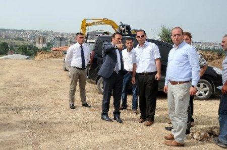 Türkiye'nin en büyük İHL'lerinden birisi Canik'te kuruluyor