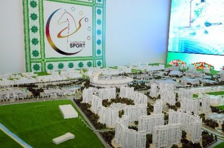 Türkmenistan'dan, Asya Oyunları atağı