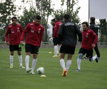 U20 Milli Takımı, Dünya Kupası hazırlıklarını sürdürüyor