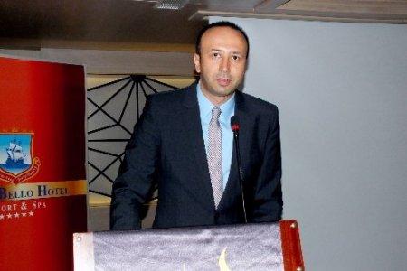 UAÜ Rektörü Göktepe: Antalya'yı eğitimin de merkezi yapmak istiyoruz