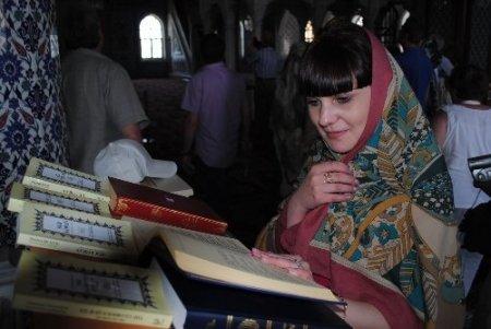 Üç yıl içinde 36 bin 600 Rus Anadolu'da inanç turuna çıktı
