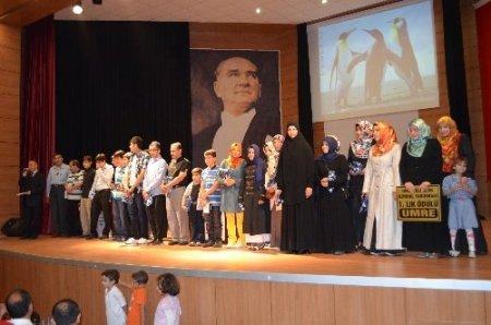 'Ufka Yolculuk Kültür' yarışmasında ödüller sahiplerini buldu