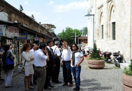 Ulucami Caddesi ve Medrese Pasajında çalışmalar başlıyor
