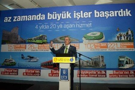 Uludağ'ın kullanım hakkı Büyükşehir Belediyesi'ne devrediliyor
