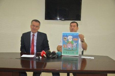 Uluslararası Nasreddin Hoca Anma ve Mizah Günleri hazırlıkları devam ediyor