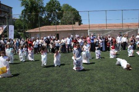 Vakfıkebir'de okul öncesi eğitim şenliği yapıldı