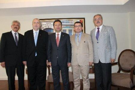 Vali Aksoy, Samsun'un 2023 ihracat hedefini 6 milyar dolar olarak açıkladı