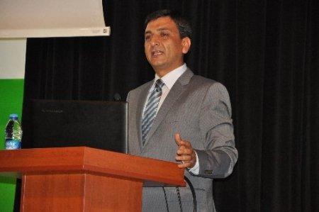 Vali Ali Kolat: İş sağlığında herkes kendinin patronudur