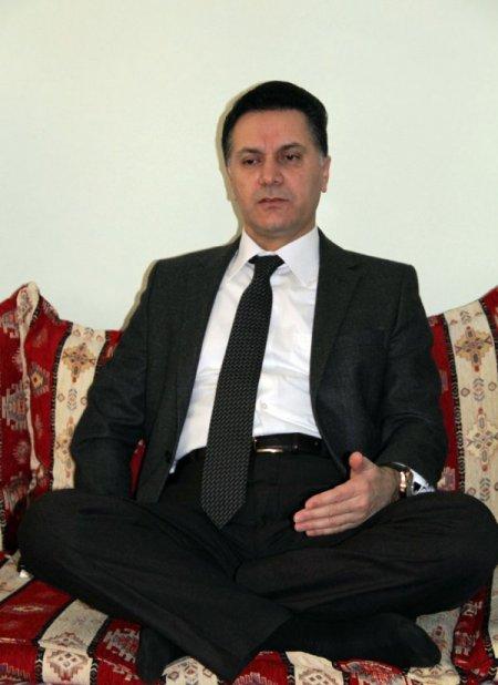 Vali Ayvaz: 2012 yılında yatırım hedefimizin yüzde 83'ünü gerçekleştirdik