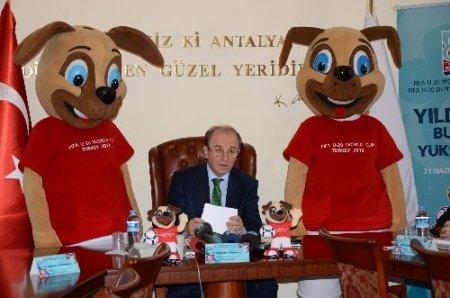 Vali Öztürk: U20 maçlarında statları dolduralım