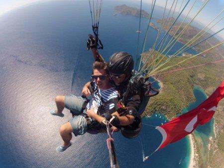 Yamaç paraşütü kazalarını önlemek için uçuş yönergesi hazırlandı