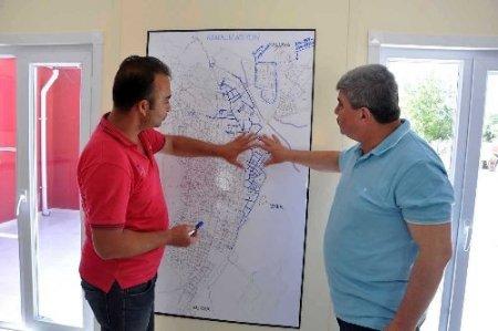 Yapılan altyapı çalışması Orhangazi'ye 150 yıl yetecek