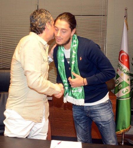Yasin Pehlivan Bursaspor'da