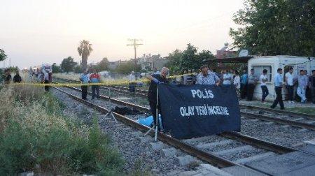 Yaşlı adam, hızlı trenin altında kalarak hayatını kaybetti