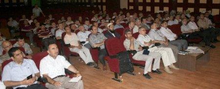 Yaz Kuran kursları öncesi eğiticilere seminer