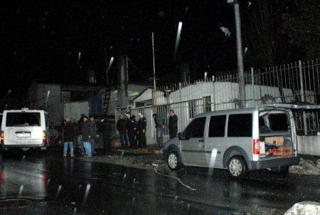 Yeni Akit'in basıldığı matbaaya ses bombalı saldırı