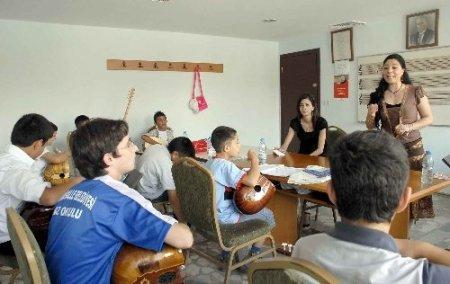 Yenimahalle'de yaz okuluna yoğun ilgi