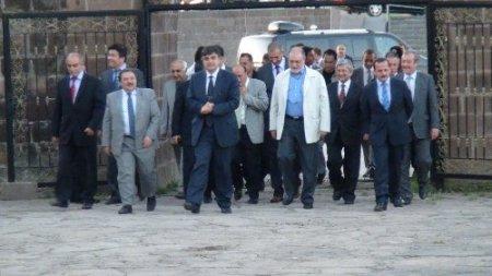 YÖK Başkanı Çetinsaya: Çözüm sürecinde bölgedeki bütün üniversiteleri geziyoruz