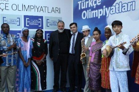 Yönetmenlerden Türkçe Olimpiyatları'na teşekkür