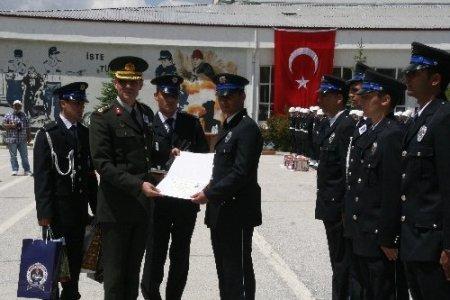 Yozgat PMYO 11. dönem 250 polisi mezun etti