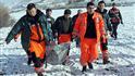 Buz tutan gölete düşen 2 çocuk öldü