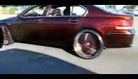göz yanıltan araba boyası