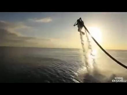 Su Gücüyle Uçmak
