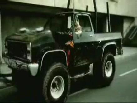 Komik Araba Reklamı