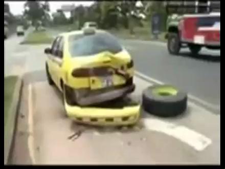 Şanssız Taksici