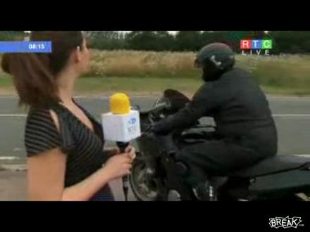 Canlı Tv Yayın - Motorsiklet Kazası