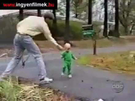 Çocukların Komik Kazaları