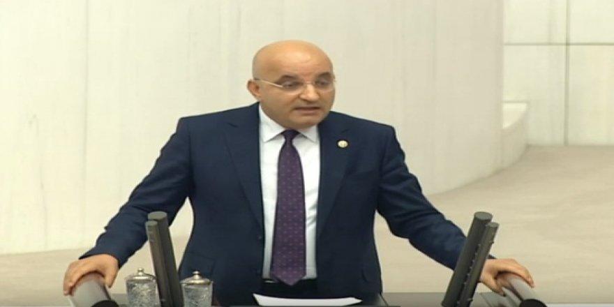 CHP Milletvekili MAHİR POLAT'ın Genel Kuruldaki konuşması