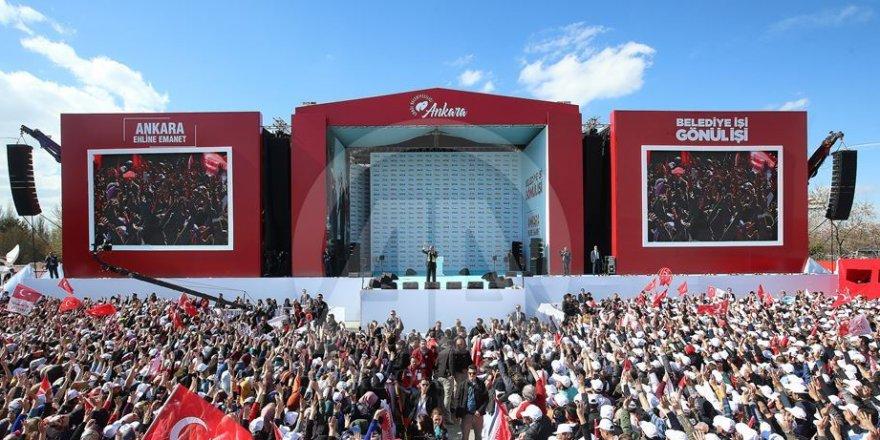 AK Parti ve MHP'den ortak BÜYÜK ANKARA MİTİNGİ