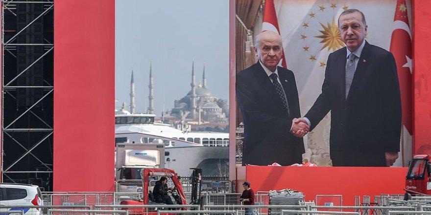 AK Parti ve MHP'den ortak BÜYÜK İSTANBUL MİTİNGİ