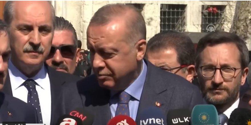 Cumhurbaşkanımız Erdoğan'dan seçim sonrası ilk değerlendirme