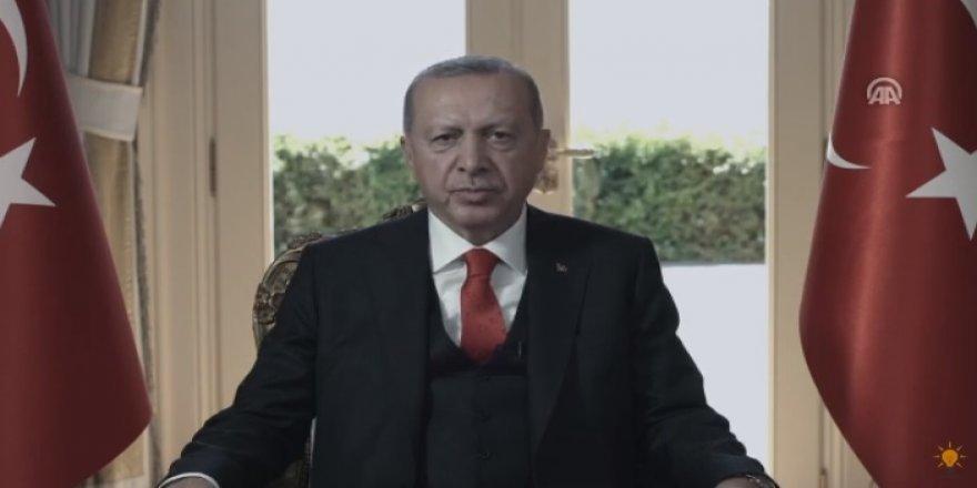 Cumhurbaşkanı Erdoğan'dan 'Ramazan Bayramı Mesajı'