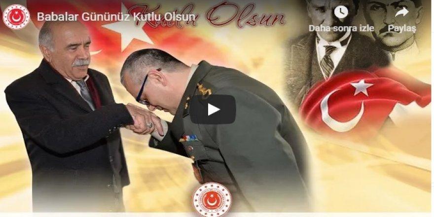 MSB'den 'Babalar Günü' videosu