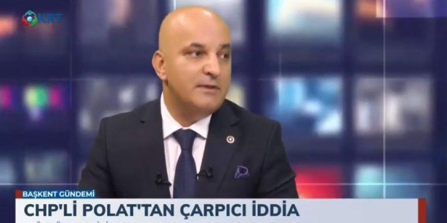 VEKİL MAHİR POLAT KRT TV'DE GÜMRÜKLERİ KONUŞTU!